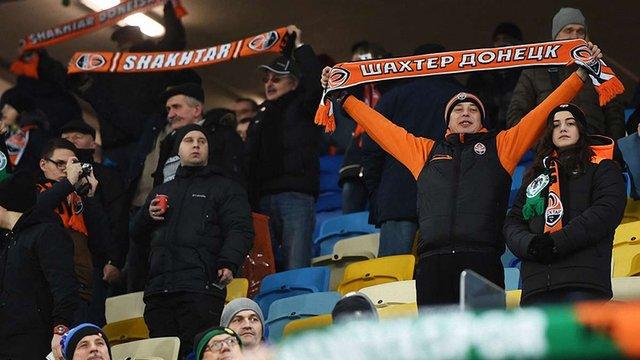 «Шахтар» проведе останній домашній матч у році на «Арені Львів»