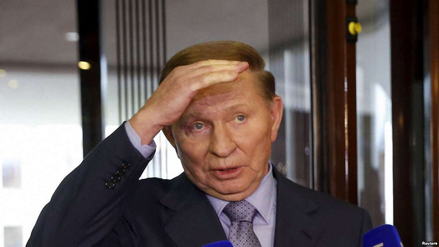 Кучма вважає «мінський формат» неефективним без участі США