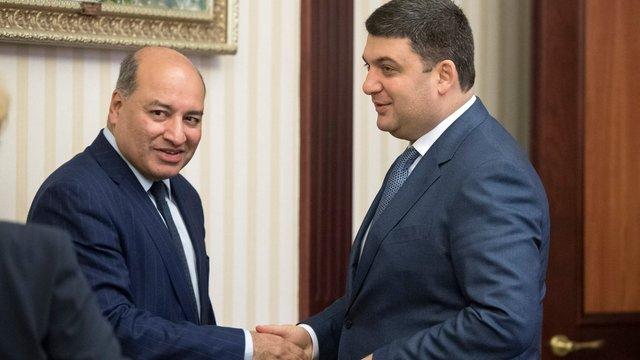 ЄБРР має намір збільшити фінансування проектів в Україні у 2017 році