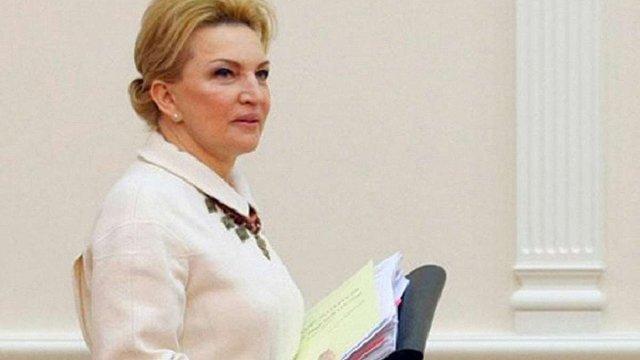 Генпрокуратура викликала на допит екс-міністра охорони здоров'я Раїсу Богатирьову