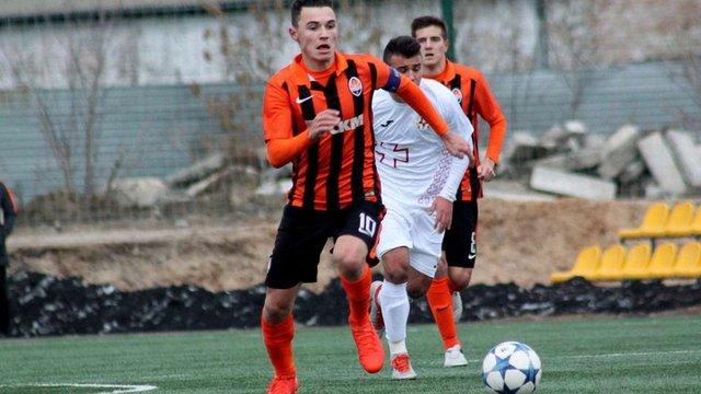 На матч юнацьких команд «Шахтаря» і «Волині» поставили $250 тис.