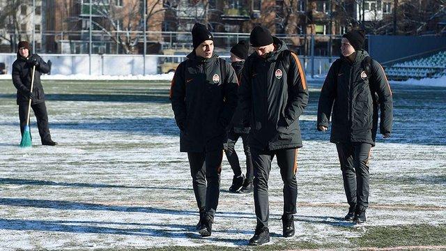 У Полтаві скасували чвертьфінальний матч Кубку України