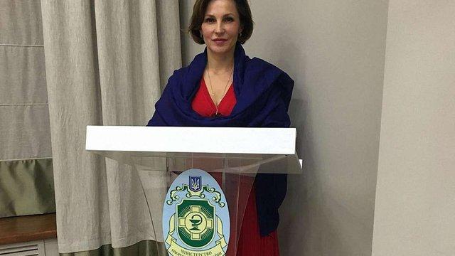 Суд арештував підозрювану у хабарництві Наталію Ван Доеверен