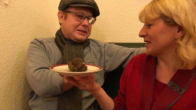 Німецькі лікарі частково відновили зір звільненому з полону бойовиків Володимиру Жемчугову