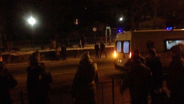 На переході у Львові трамвай збив 28-річного п'яного пішохода