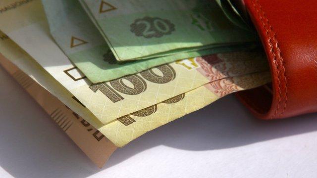 Мінімальна зарплата українців збільшилася до 1,6 тис. гривень