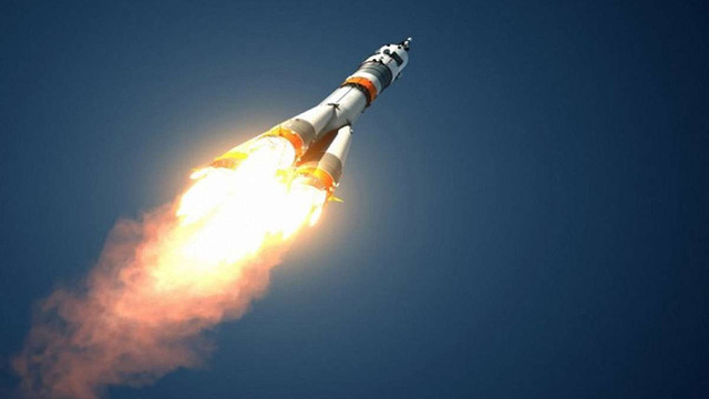 Російський космічний корабель «Прогрес» згорів в атмосфері після старту