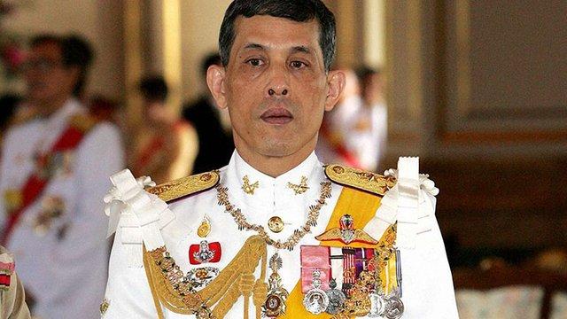 У Таїланді проголосили нового короля