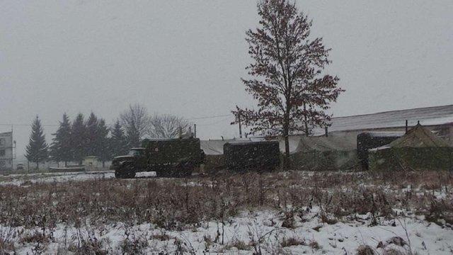 Троє військових отримали осколкові поранення на полігоні в Кам'янці-Подільському