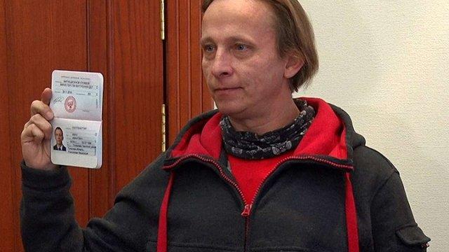 СБУ звинуватила російського актора Івана Охлобистіна в тероризмі