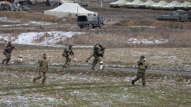 На Яворівському полігоні знайшли тіло солдата-строковика