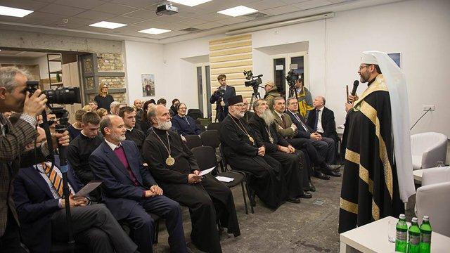 Український католицький університет відкрив філію в Києві
