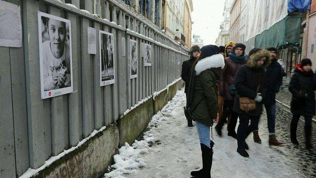 У Львові відкрили фотовиставку, присвячену переселенцям з обмеженими можливостями
