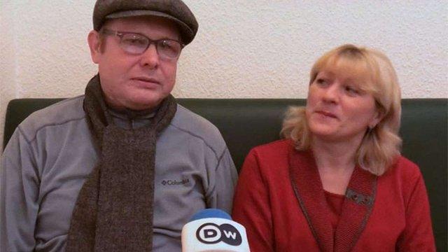 Звільненому з полону бойовиків бійцю в Німеччині повернули зір і слух