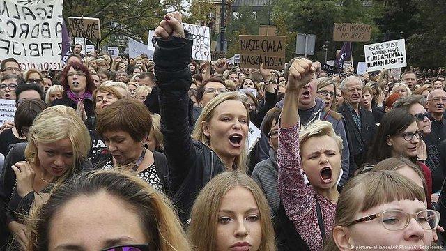 Рада Європи розкритикувала обмеження свободи зібрань у Польщі