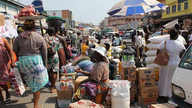 Фейкове «посольство США» у Гані 10 років видавало легальні американські візи