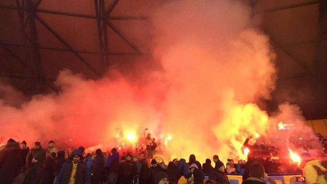 Збірну України можуть покарати за неонацистські вигуки вболівальників на матчі з Сербією