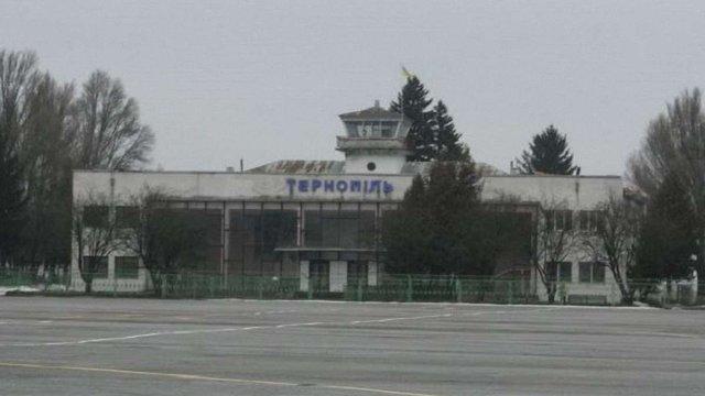 Державіаслужба видала ліцензію на роботу аеропорту «Тернопіль»