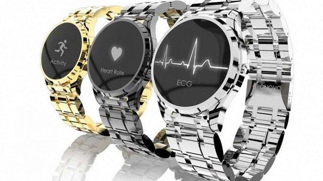 На Kickstarter зібрали кошти на перший смарт-годинник з можливістю запису кардіограми