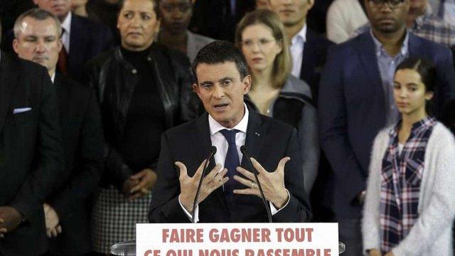 Прем'єр-міністр Франції подав у відставку і балотується у президенти