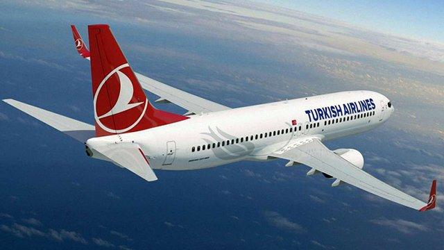 Turkish Airlines відкриє два додаткові рейси зі Львова до Стамбула
