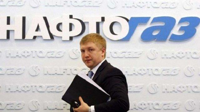 Керівник «Нафтогазу» вважає неможливою мирову угоду з російським «Газпромом»