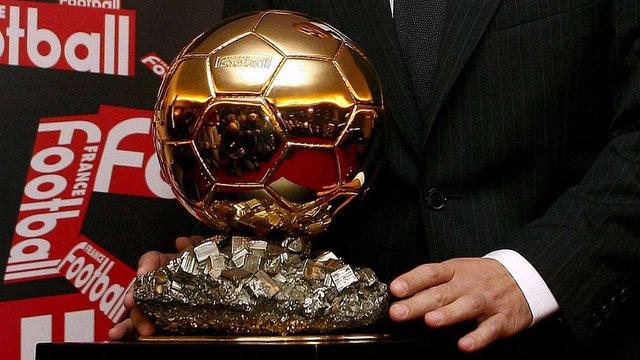 Ім'я володаря «Золотого м'яча-2016» стане відомим 12 грудня