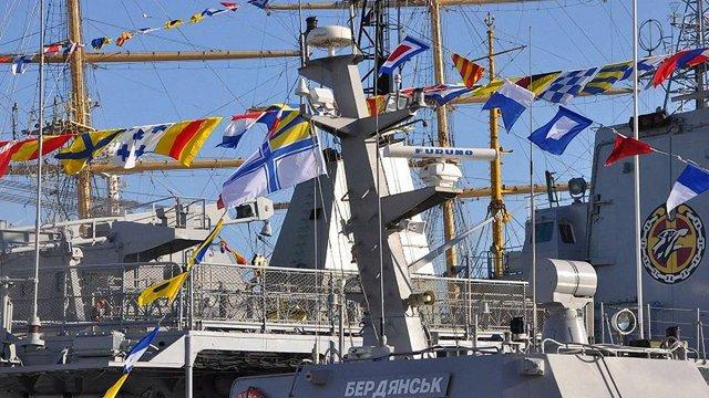 Українським ВМС в Одесі передали нові броньовані катери