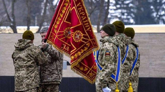 Петро Порошенко відкрив у Бердичеві навчальний центр Сил спецоперацій ЗСУ