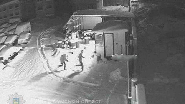 У Сумах озброєні школярі намагалися скоїти напад на склад конфіскату