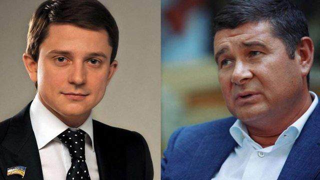 Олесь Довгий підтвердив, що двічі зустрічався з Онищенком за кордоном