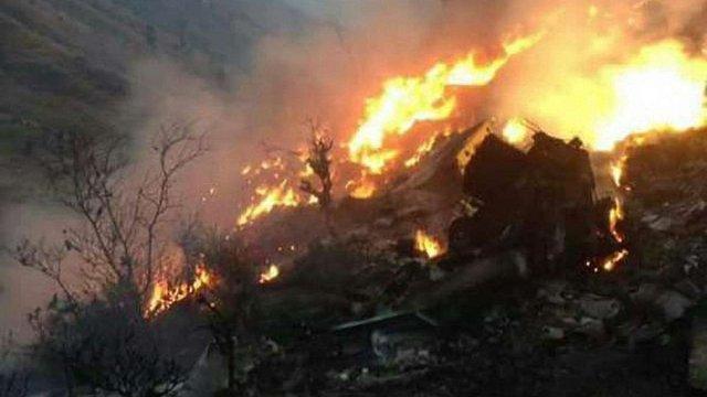 У Пакистані розбився літак із 47 людьми на борту