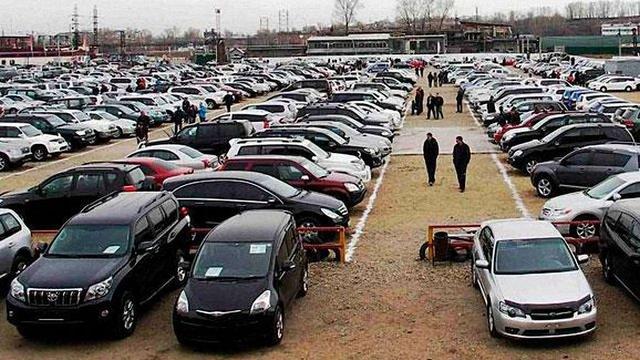 В Україну за 4 місяці ввезли понад 11 тис. вживаних автомобілів