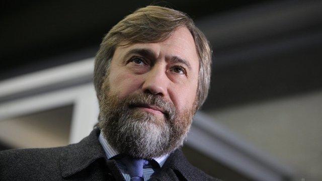 Парламент дозволив притягнути Вадима Новинського до кримінальної відповідальності