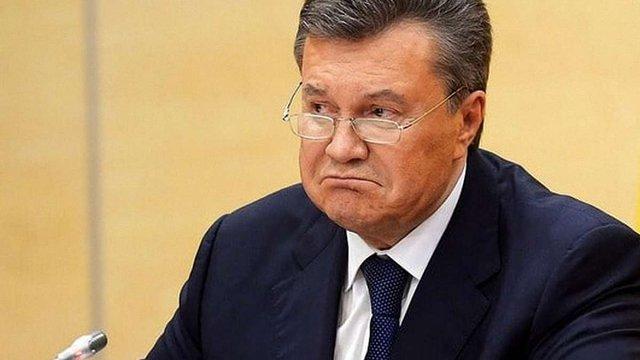 Захист Януковича відмовився прийняти підозру у держзраді екс-президента