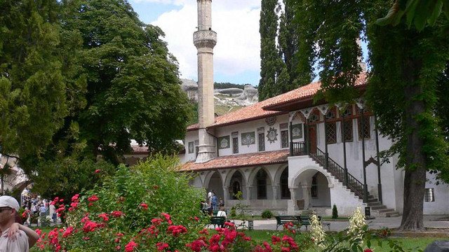 Мінкульт вимагає припинити роботи у Бахчисарайському історико-культурному заповіднику