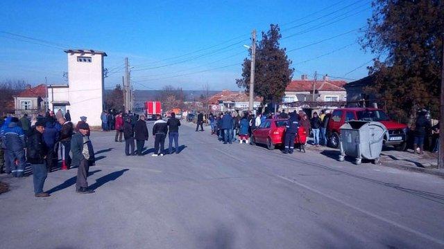 У Болгарії евакуювали усіх жителів села, в якому вибухнув поїзд з пропан-бутаном