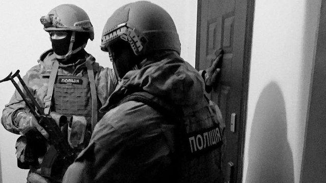 На Одещині МВС проводить масштабну операцію проти банди чиновників і правоохоронців