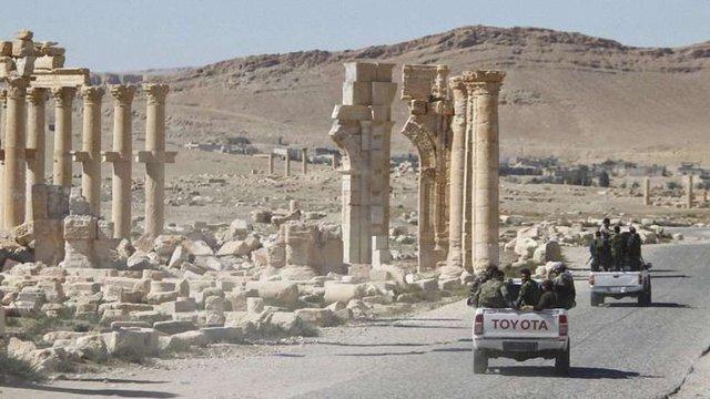 Бойовики «Ісламської держави» повернулися до сирійської Пальміри