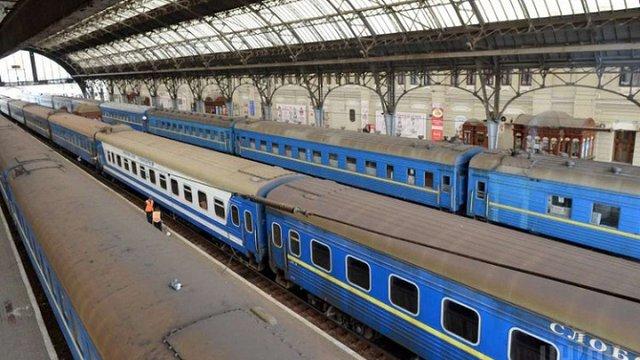 В Україні запрацював новий графік руху пасажирських поїздів