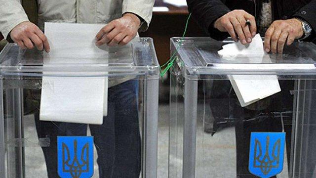 У 13 областях України обирають органи місцевої влади в 41 об'єднаній громаді