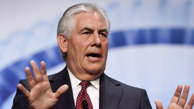 Трамп не підтвердив вибір голови ExxonMobil на пост держсекретаря США