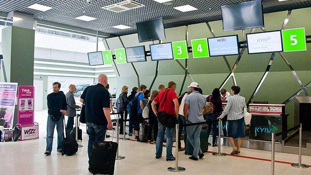 Австралієць полетів з Жулян до Борисполя через Дубай, щоби отримати українську візу