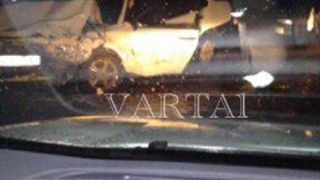 У Львові зіткнулися два легковики, постраждали п'ятеро людей