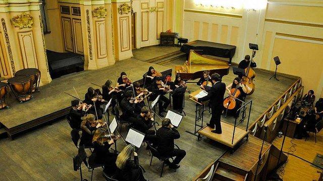 У Львові музика Баха зазвучить у старій столярні