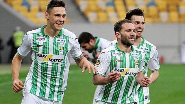 «Карпати» розірвали контракти із трьома футболістами