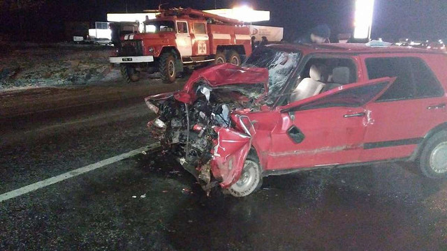 На дорозі Львів-Шегині в аварії загинув 19-річний водій
