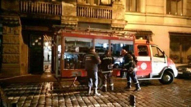 Львів'янка отримала опіки під час пожежі у своїй квартирі
