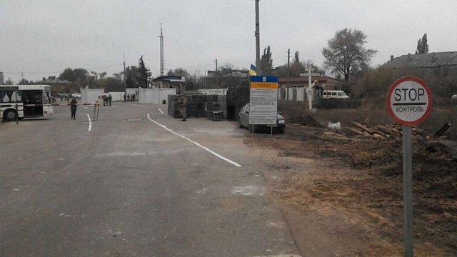 У зоні АТО бойовики обстріляли чергу людей на КПВВ «Майорськ», є загиблий і поранений