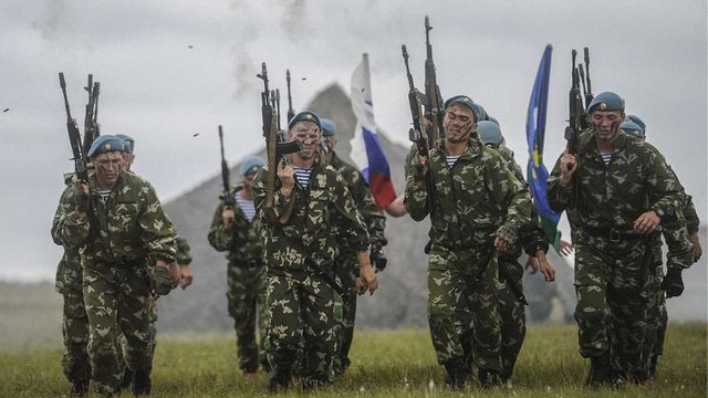 Росія вирішила розгорнути батальйон повітряно-десантних військ в анексованому Криму